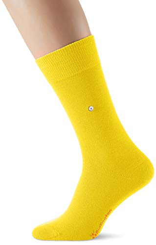 Burlington Herren Lord M SO Socken, gelb (amber 1712), 40-46