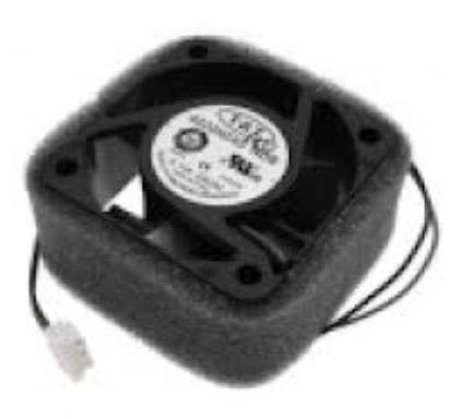 Samsung JC31-00085A - Drucker-/Scanner-Ersatzteile (Samsung, Laser-/ LED-Drucker, ML-2851, Ventilator, Schwarz)