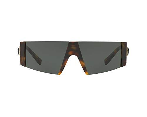 Versace 527671 Gafas de sol, Havana, 45 para Hombre