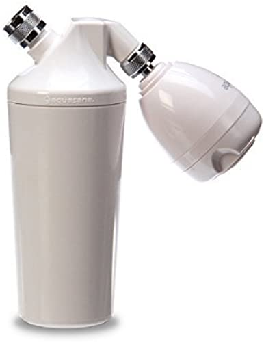 Aquasana Shower Filter Unit Water Filter AQ4100 - Removes up to 91% of Chlorine & Chloramines - Easy InsGrößetion by Aquasana
