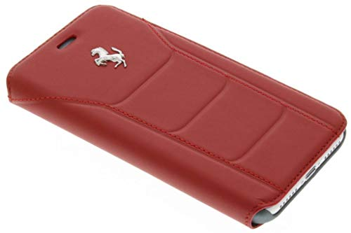Ferrari Custodia Fiorano Book Case per iPhone 7, Nero