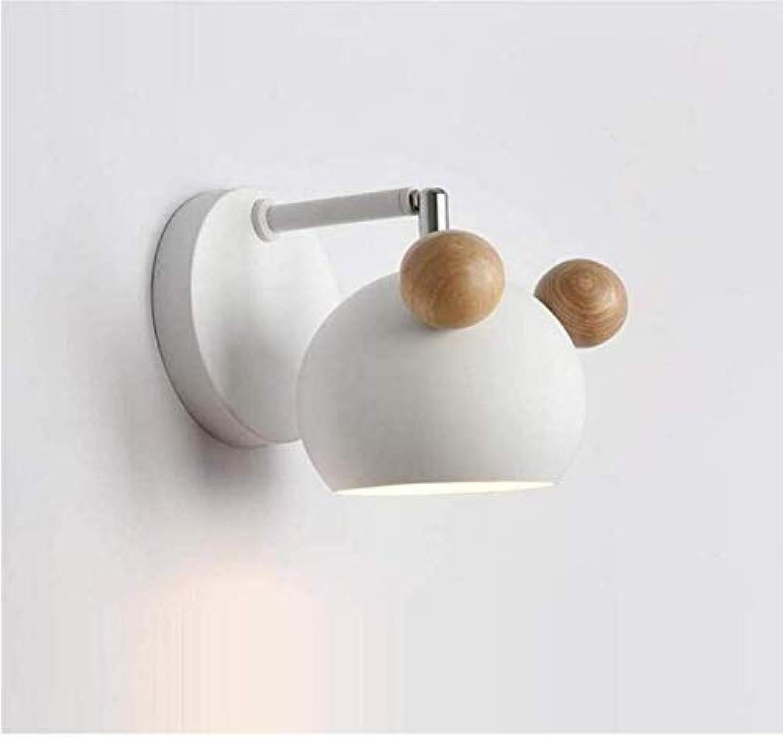Wandleuchte, einfach, modern, für Schlafzimmer, Nachttisch, kreatives LED-Licht