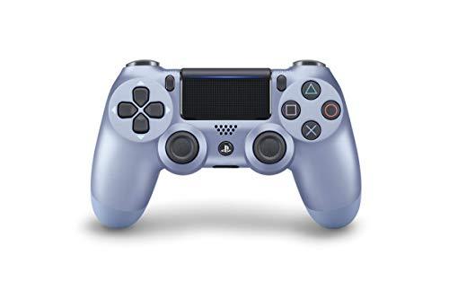 Controle Dualshock 4 - Playstation 4 - Azul Titânio