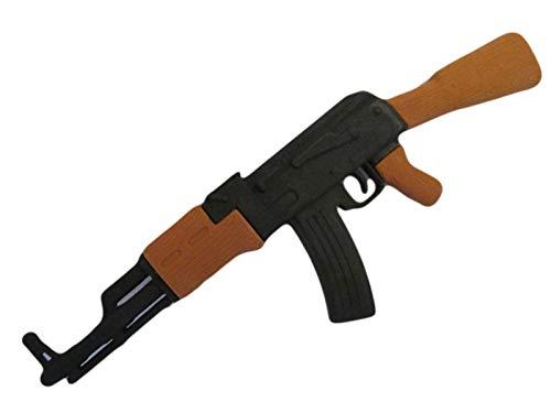 fat-catz-copy-catz Gomme Caoutchouc Fusil Assaut Militaire AK47 Collection Homme Garçon