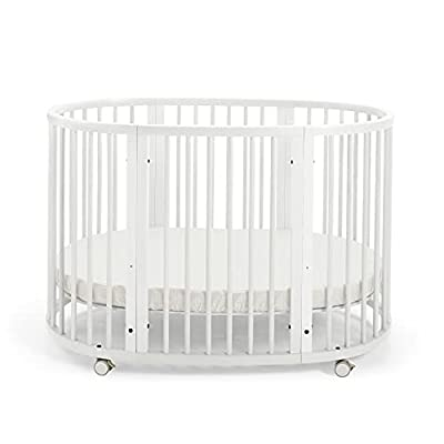 Best non-toxic crib for narrow nursery