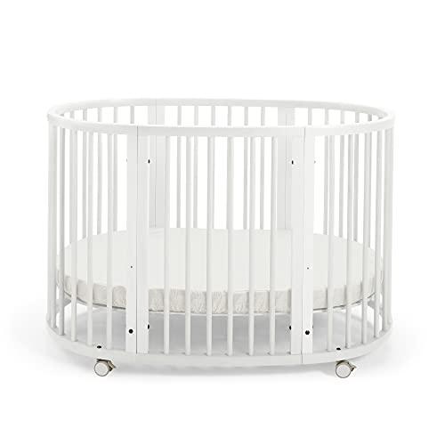 Hot Sale Stokke Sleepi Crib, White