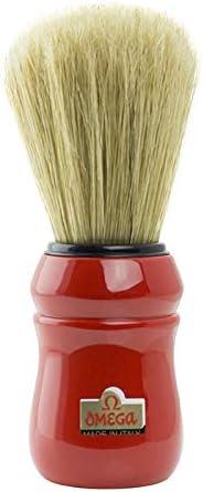 Omega Professional Boar Hair Shaving Brush