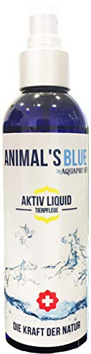 Aquaprésen Swiss Cosmetics Animal's Blue Aktiv Liquid