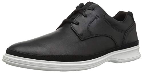 Black Leather Sole Shoes for Men