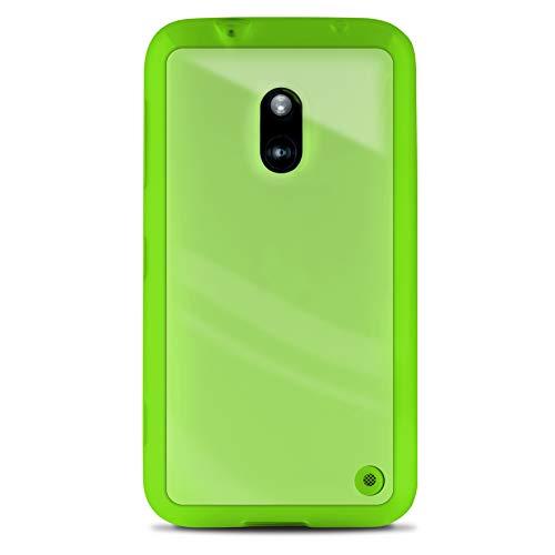 Puro - Carcasa protectora para Nokia Lumia 620, color verde