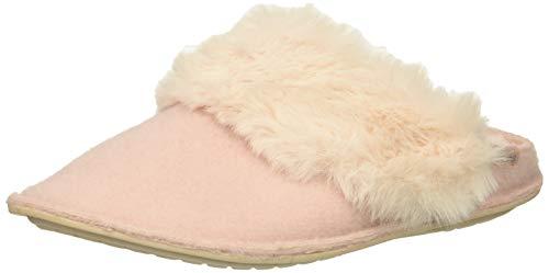 Crocs Damen Classic Luxe Slipper U Hausschuhe, Pink (Rose Dust 6od), 39/40 EU