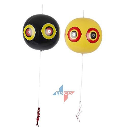 Vogelscheuche Ballon, Vogelverjager Ø 50 cm, abschreckung von Vögeln