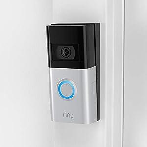 Wedge Kit for Ring Video Doorbell 3, Ring Video Doorbell 3 Plus, Ring Video Doorbell 4