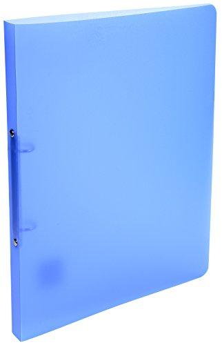 Exacompta 54152E - Archivador (polipropileno, A4, 320 mm, 250 mm), color azul