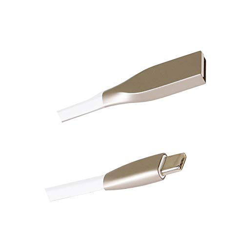 CEKATECH® Cavo USB Tipo C, connettore Ultra Resistente, da USB Tipo C a USB 3.0 Compatibile con Acer Liquid Jade S, Ricarica Rapida, Caricatore USB C/Ricarica Rapida definitiva - 1 m / 3,3 Piedi