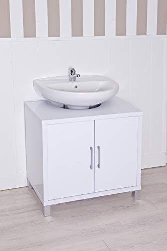 INTRADISA Mueble Bajo Baño Gala 8915 Blanco