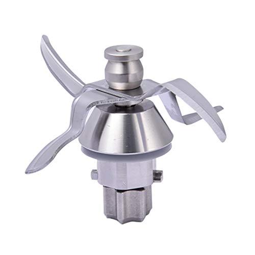 Compatible Con Cuchillas De Repuesto Para Batidora, Robot De Cocina TM31, Repuesto De Acero Inoxidable Procesador De Alimentos De 4 Cuchillas Repuestos Para Mezclar Accesorios Para Procesadore