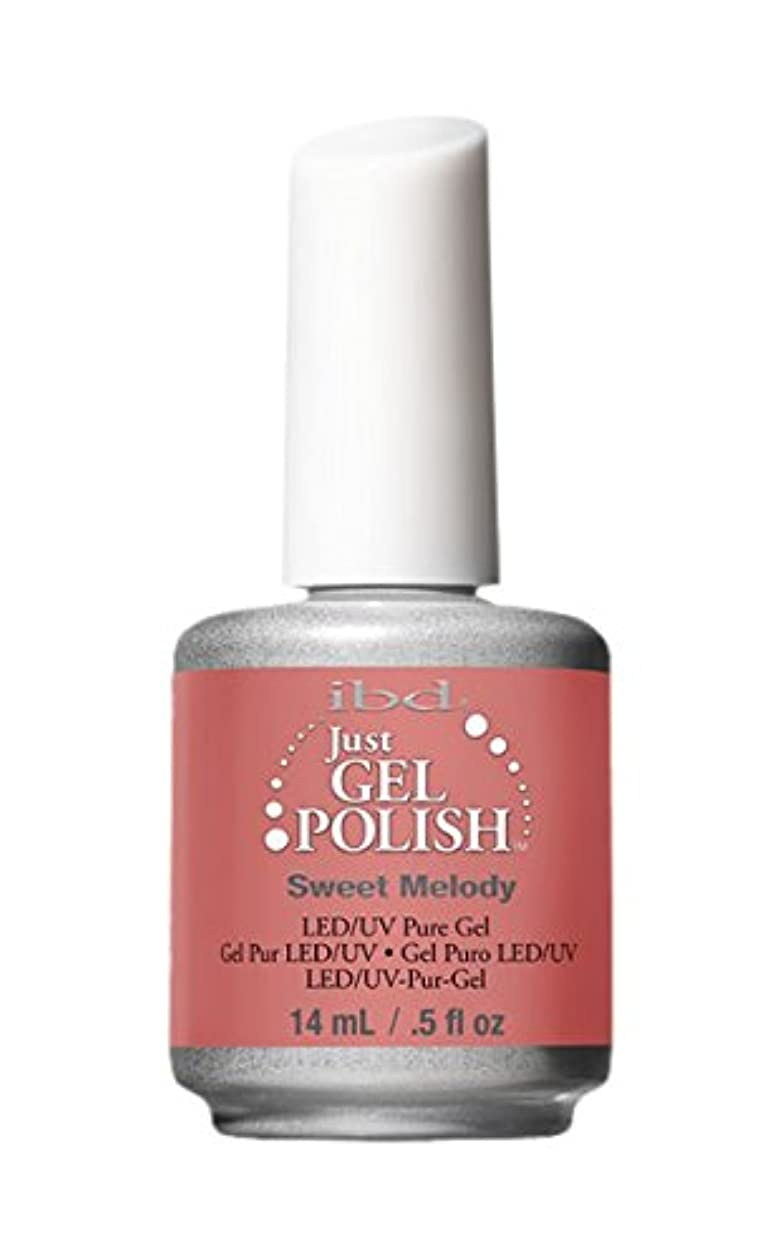 リネン中毒次へIBD Just Gel Polish - Sweet Melody - 0.5oz / 14ml