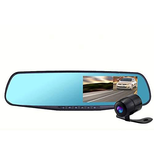 KBKG821 Dual Dash Cam 1080P FHD, 4,3