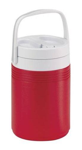 Coleman - Gourde isotherme rouge 1/2 Gallon ou 1,9L