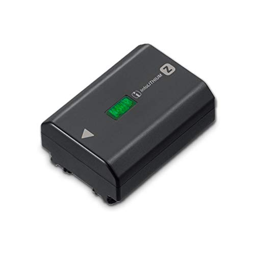 Sony NP-FZ100 Batteria ricaricabile per Fotocamere Sony, Batteria Info Lithium Serie Z 7,2V/16,4Wh (2280 mAh), Compatibile con Sony Alpha 9, Alpha 7RM3, Alpha 7M3, Alpha 6600, Alpha 7RM4