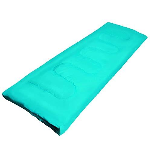 SSG Home Durable et Beau Sac de Couchage Outdoor Voyage Camping Polyester Tissu épais Chaud Adulte Voyage intérieur Respirant Portable étanche Confortable et Portable (Size : B)
