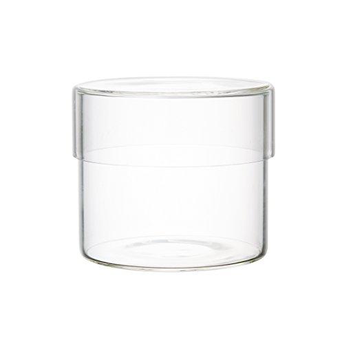 KINTO (キントー) 保存容器・キャニスター SCHALE ガラスケース 100x85mm 25762
