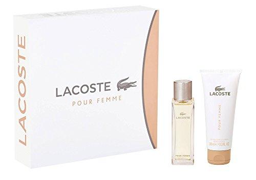 Lacoste > Pour Femme Eau de Parfum Geschenk-Set 2 Artikel im Set