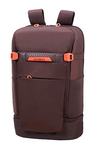 Samsonite Hexa-Packs - Laptop Backpack Large - Travel Rucksack, 50 cm, 22 Liter, Aubergine