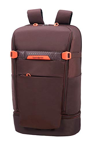 Samsonite Hexa-Packs - Laptop Backpack Large - Travel Rucksack, 50 cm, 22 Liter, Aubergine