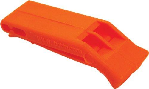 Bushcraft - Silbato, Color Naranja