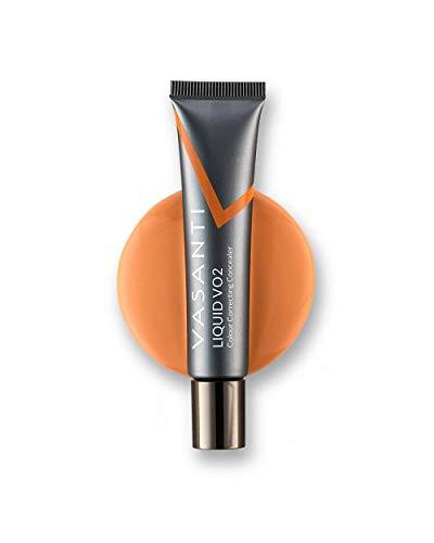 Liquid VO2 Vasanti Cosmetics Liquid Cover-Up - Under Eye Corrector for...