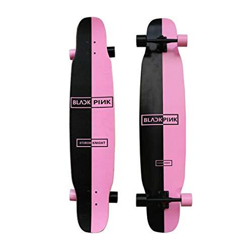 Review Standard Skateboards Skateboard Long Skateboard Boys and Girls General Beginner Adult Childre...