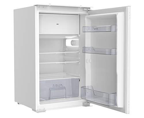 Gorenje RBI 4092 P1 Kühlschrank mit Gefrierfach/ A++/ Schlepptürtechnik/ 4*-Gefrierfach/120l Fassungsvermögen