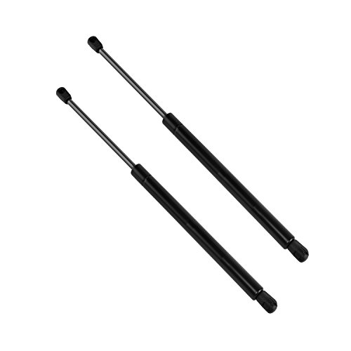Rear Window Glass Lift Supports Struts Gas Springs Shocks 4365 for Jeep Liberty 2002 2003 2004 2005 2006 2007 (Pack of 2)