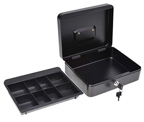 HMF - Caja de caudales (250 x 200 x 90 mm)