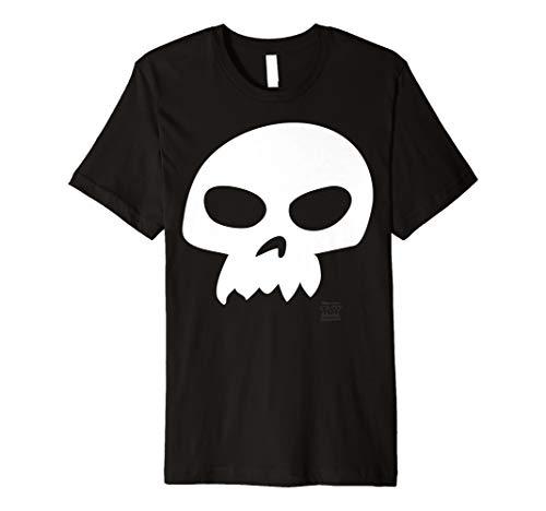Disney Pixar Toy Story Sid Skull Costume Premium T-Shirt