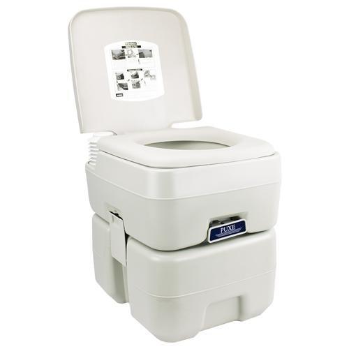 Vaso Sanitário Banheiro Químico Portátil 20 Litros - TTP20