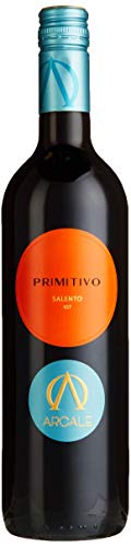 Arcale Primitivo Salento IGT Rotwein trocken (1 x 0.75 l)