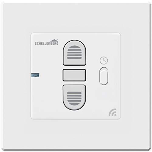 Schellenberg 20031 Smart-Home Funk Zeitschaltuhr Steuerung für Rolläden, Licht, Steckdosen und Markisen