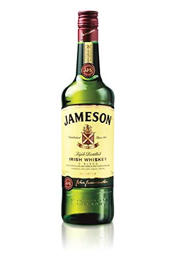 Whisky Jameson, Dourado, 750 ml