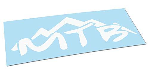 Luke Duke Decals Mountain Bike MTB Downhill DH Vinyl Decal Sticker Custom