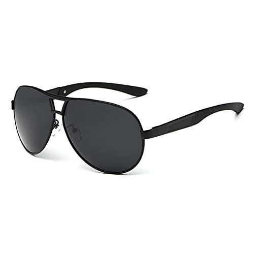YTYASO Gafas de Sol polarizadaspara Hombre, para Hombre, paraConducir, Gafas deSol paraHombre,Gafas de Sol para Hombre, Revestimiento de Moda