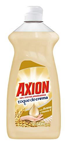 lavavajillas en polvo fabricante axion