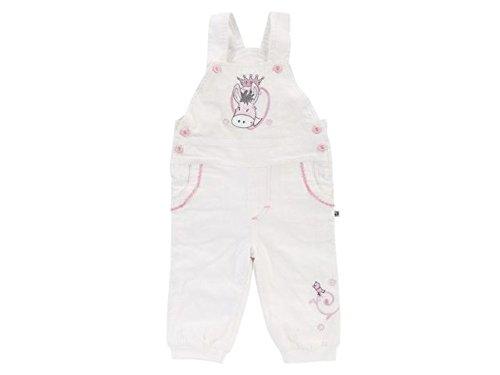 Jacky Baby - Pantalon - Salopette - Bébé (fille) 0 à 24 mois rose blanc cassé Small - rose - Small