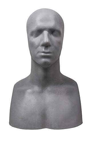 "The Monster Makers Life Size""Ed Head"" Armature 2.0 for Mask Making and Clay Busts"