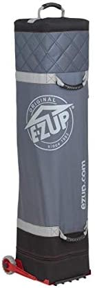 E Z UP Inc D3RB10GY E Z UP Deluxe Wide Trax fits 10 x 10 Canopy Pop Up Tent Shelter Roller Bag product image