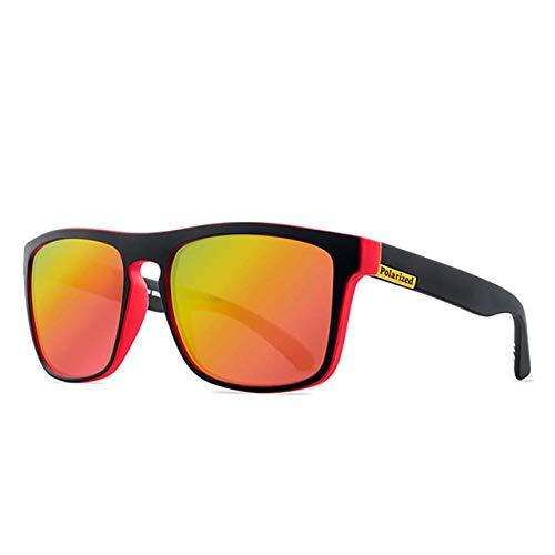 ZHANGYANTY Sonnenbrille, Leicht stark und robust Spiegel Polarisations-Brille Schutz Augen UV400 Männer Driving Unisex Anti-Müdigkeit (Color : 3)