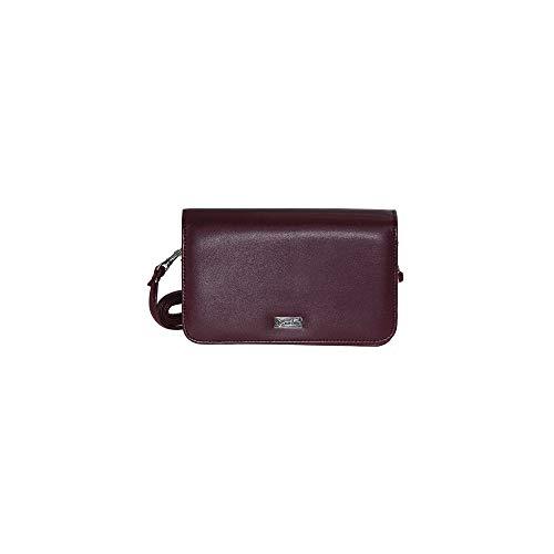 Buxton 10013 Mini-Bag Organizer44; Burgundy Buxton Mini Mini Bag