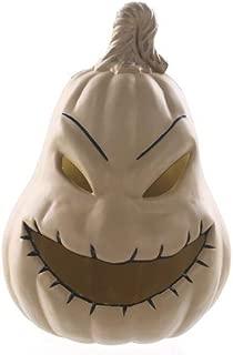 The Nightmare Before Christmas Oogie Boogie Jack Skellington Halloween Light Up Pumpkin 10